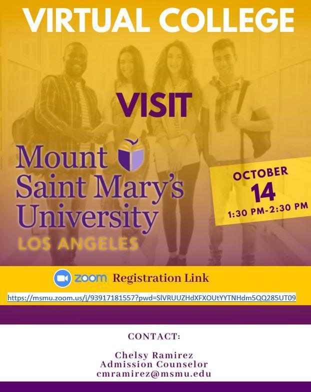Mount Mary's