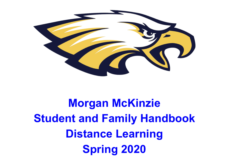 Distance Learning - Student Handbook
