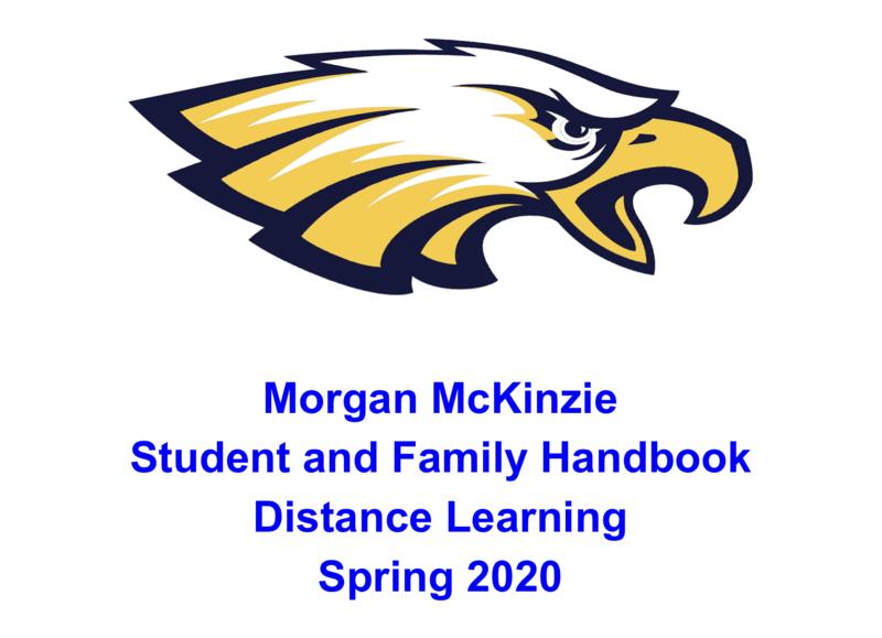 Distance Learning - Student Handbook Thumbnail Image