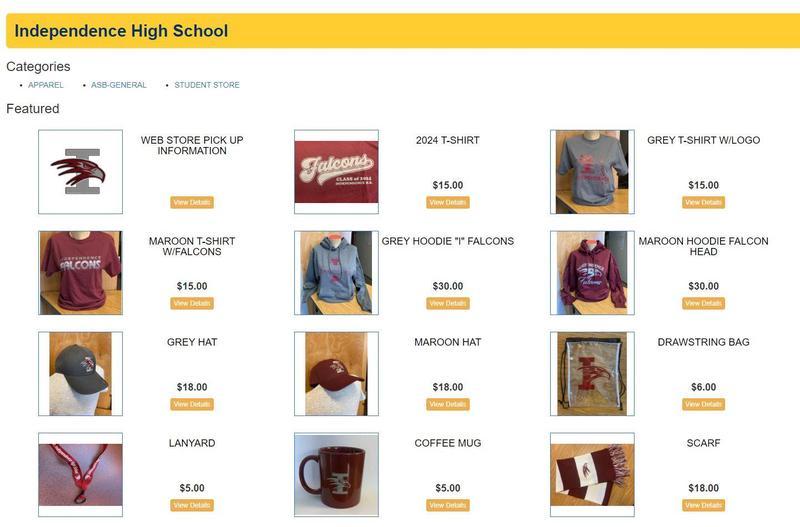 Web Store Pic