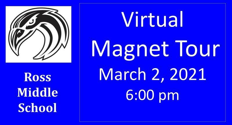 Ross Virtual Magnet Tour Flyer