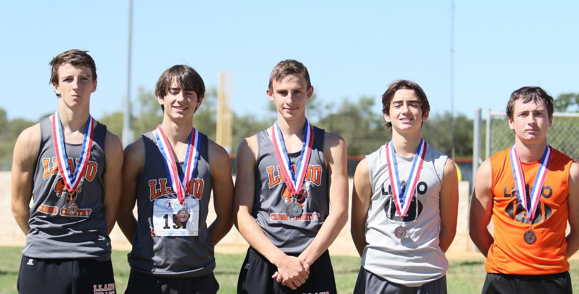 3rd Place in District