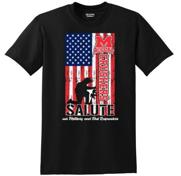 Salute to Service T-Shirt Sale Thumbnail Image
