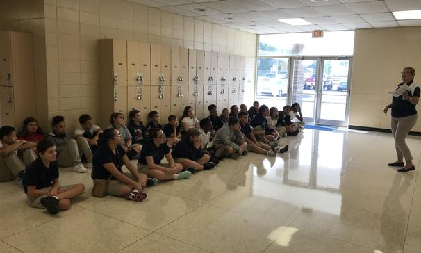PBIS Kick Off - Hall & Restroom Rules