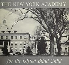 Brochure cover: The New York Academy for the Gifted Blind Child (1962)