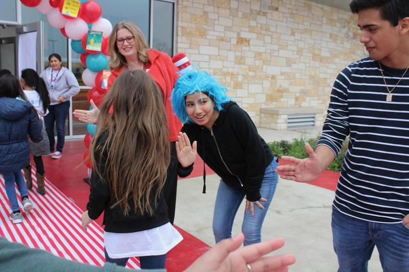 Manor ISD Celebrates Literacy With Seuss-Themed Party Thumbnail Image