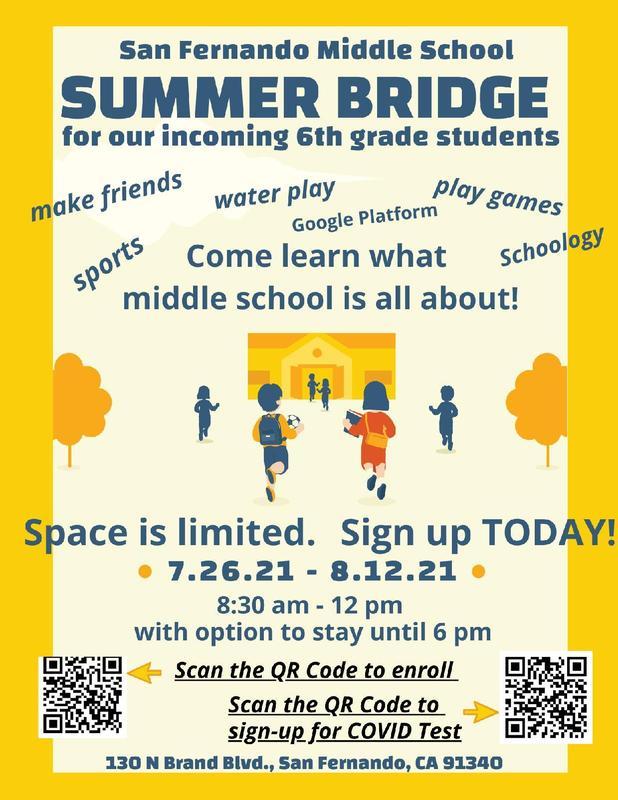 Summer Bridge Featured Photo