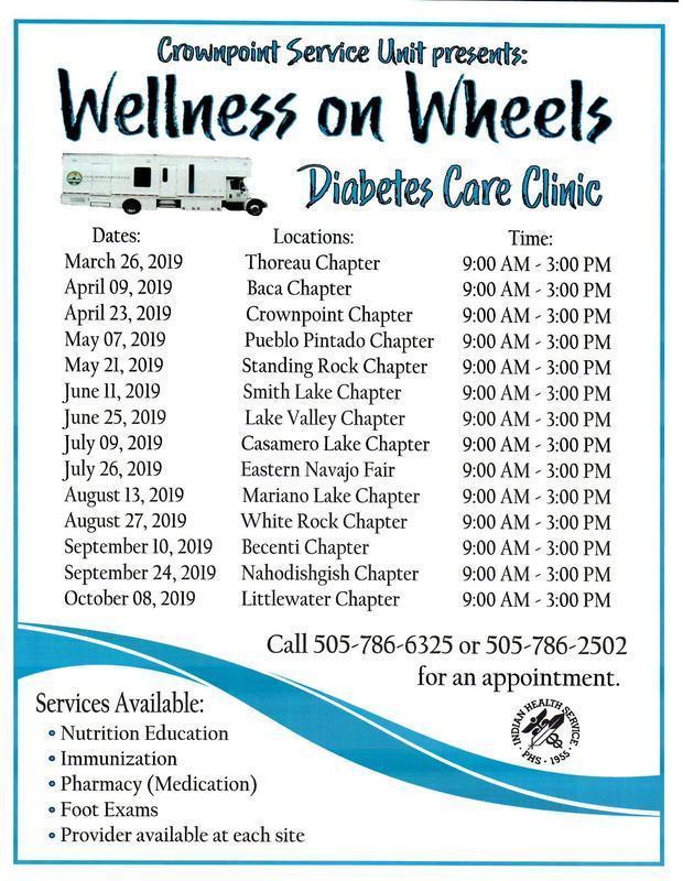Wellness on Wheels
