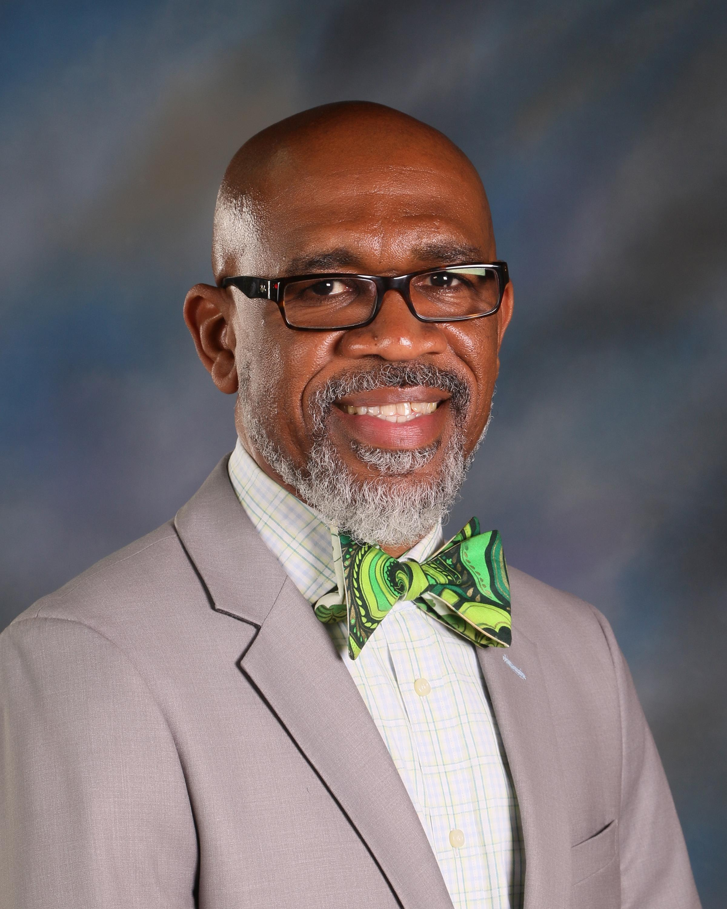 McComb School District Superintendent, Dr. Cederick Ellis