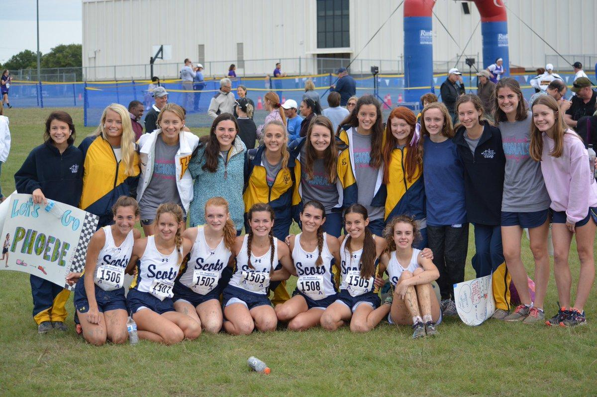 Lady Scots track and field