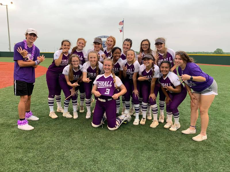 Tigerette Softball Claims Area Championship! Thumbnail Image