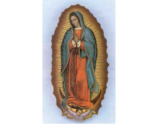 Pray a Novena to Our Lady of Guadalupe beginning December 4th Featured Photo