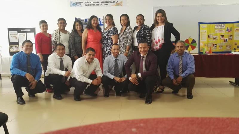 Estudiantes de la Maestría en Matemática Educativa - Sede Penonomé Featured Photo