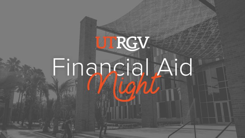 UTRGV Financial Aid Night Featured Photo