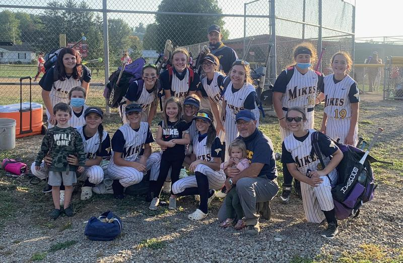 Middle School Softball 4-0! Way to go, MIKES! Thumbnail Image