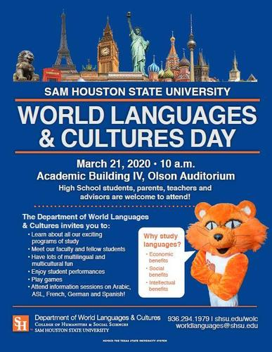 World Language and Cultures Day