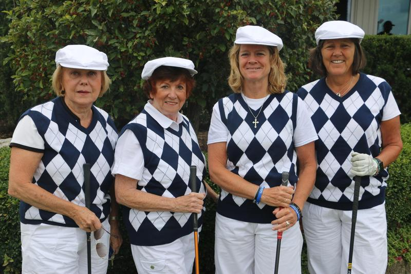 Alumni & Friends Golf Outing