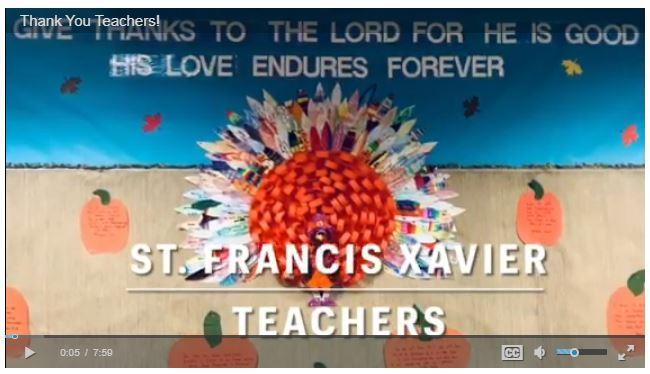 Thank You Teachers! Thumbnail Image