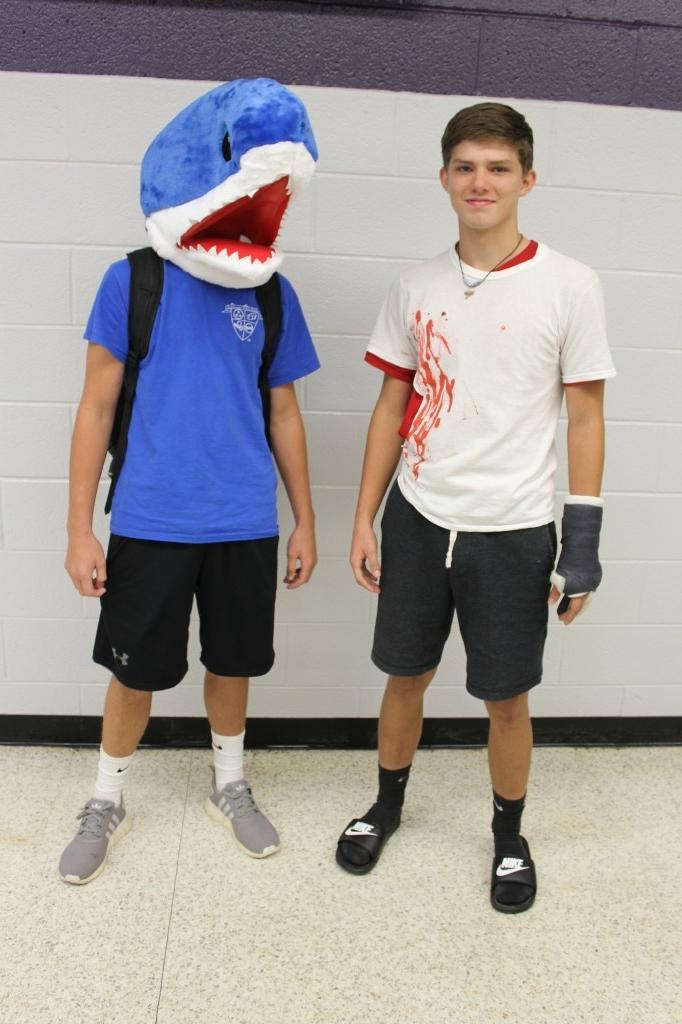 Dynamic Duo: Jaws