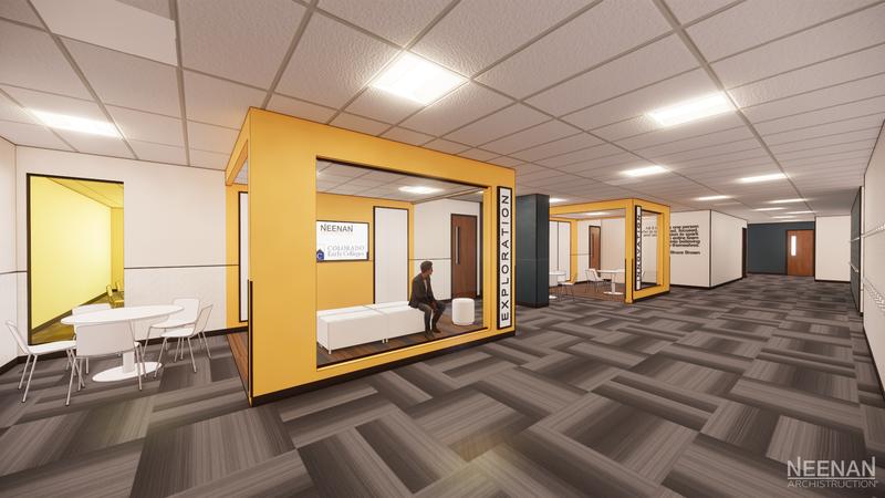 CECI building rendering