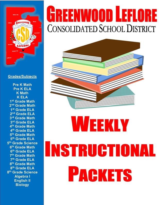 GLCSD Instructional Packets Featured Photo