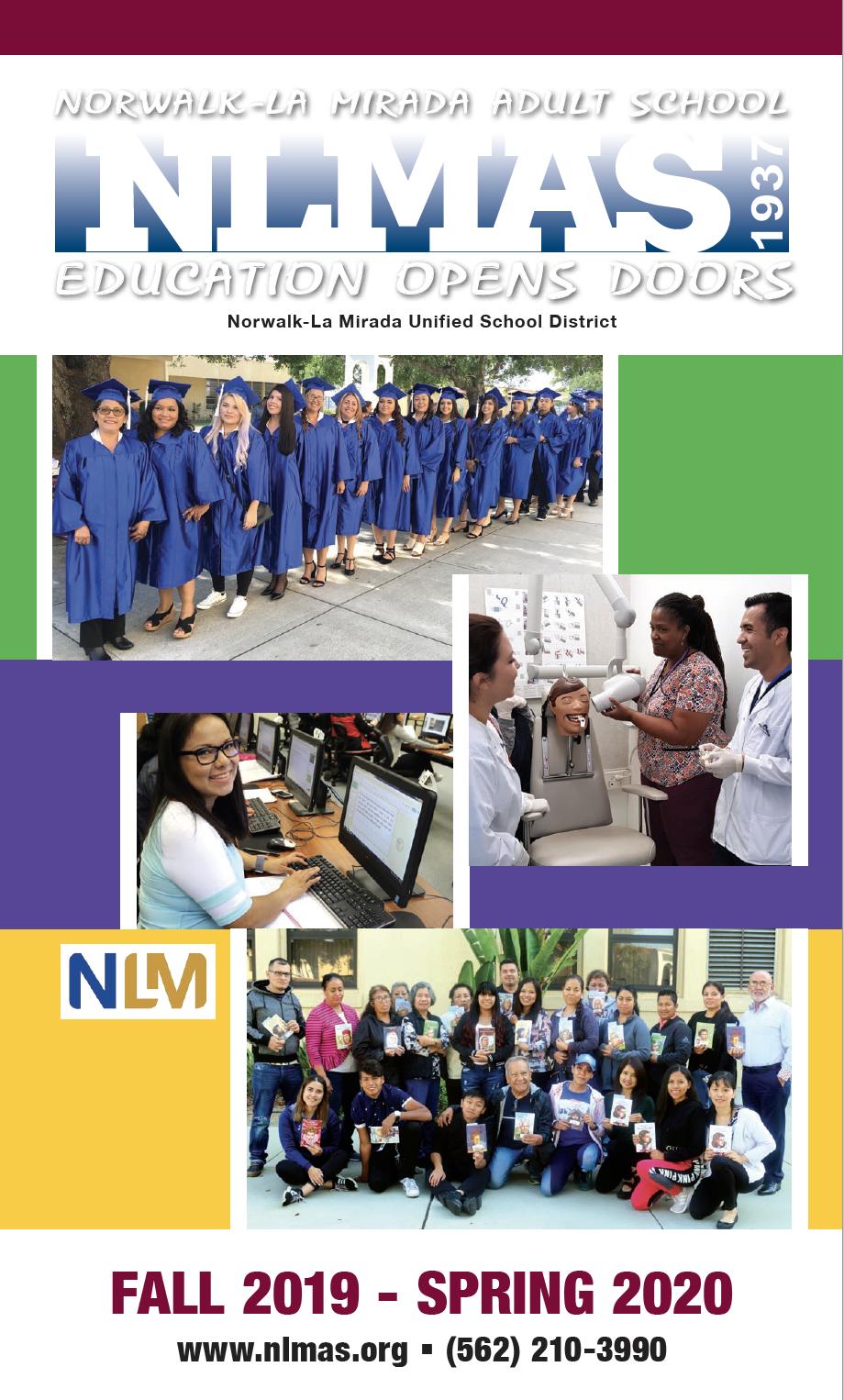 Course Catalog – General Information – Norwalk-La Mirada Adult School