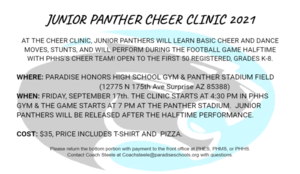 Junior Panthers