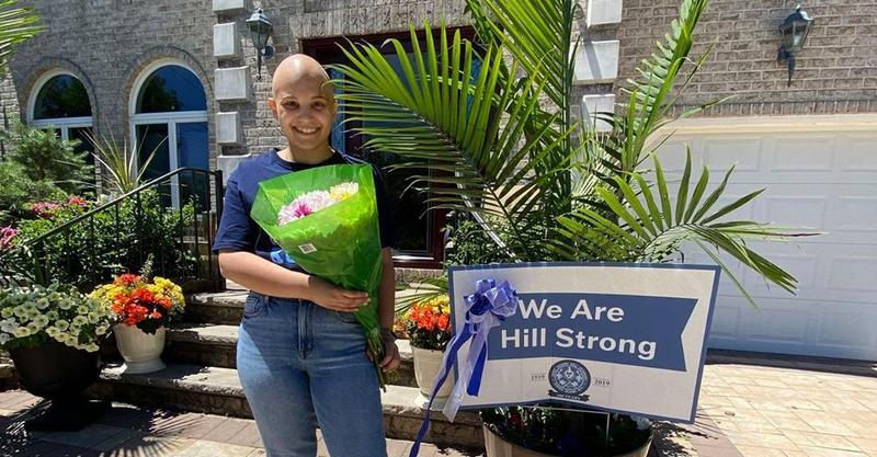 Belle Ursini's Medical Milestone Featured Photo