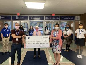 Student Council - Pink out check 2020.JPG