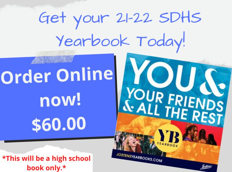 Yearbook Order Flyer
