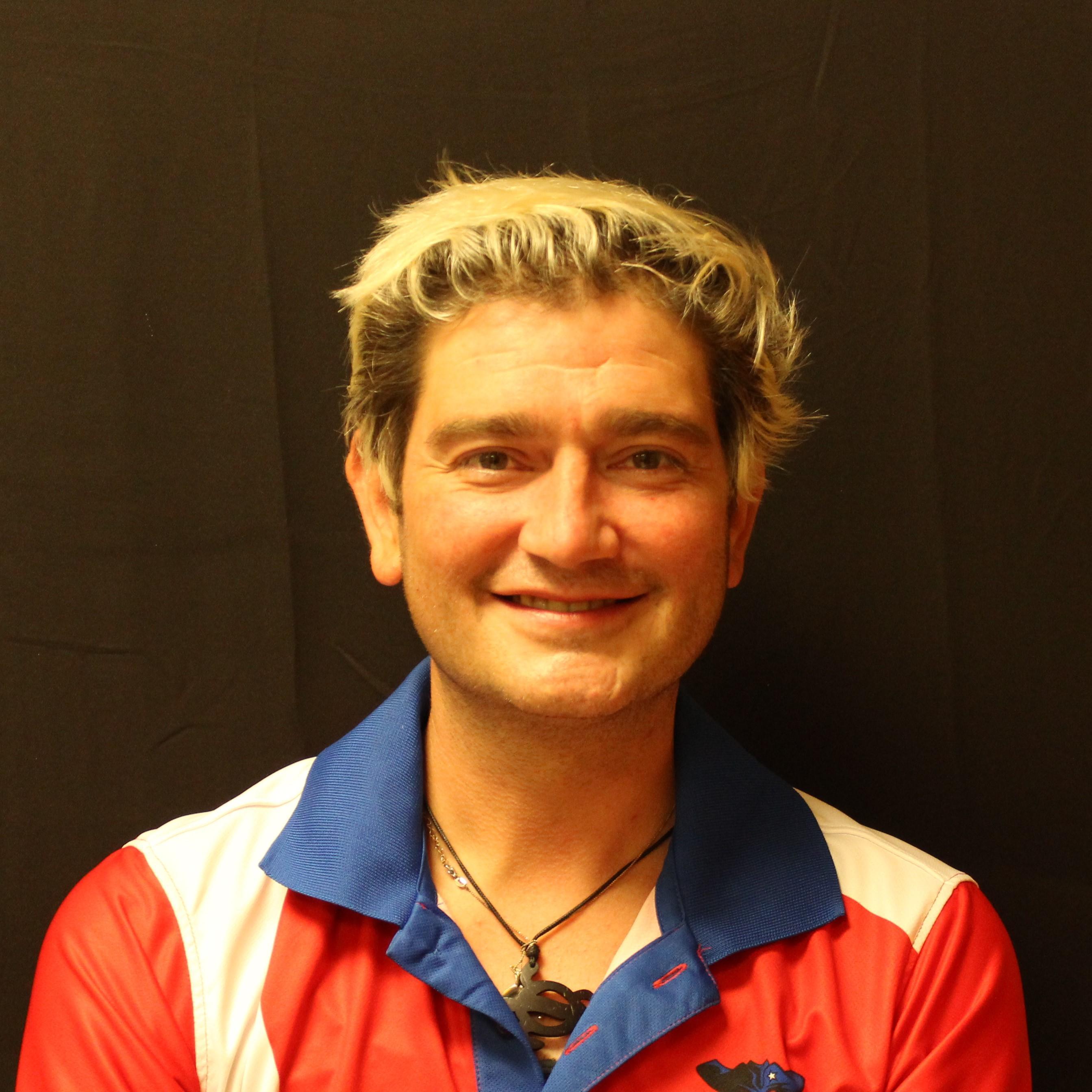 Jason Espino's Profile Photo