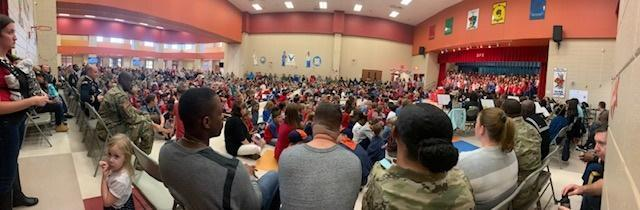 Veterans Day at BPE! Featured Photo