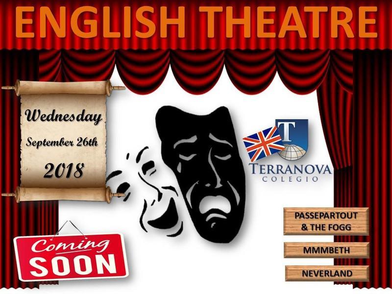 Teatro en Inglés Thumbnail Image