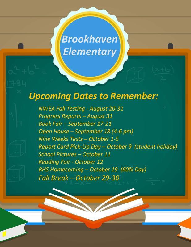 Upcoming Dates to Remember Thumbnail Image