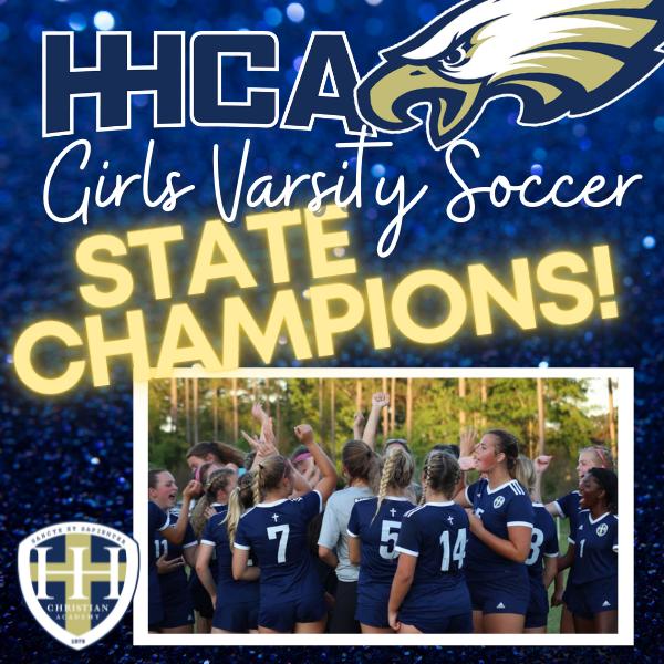 Girls Varsity SOccer State Championship