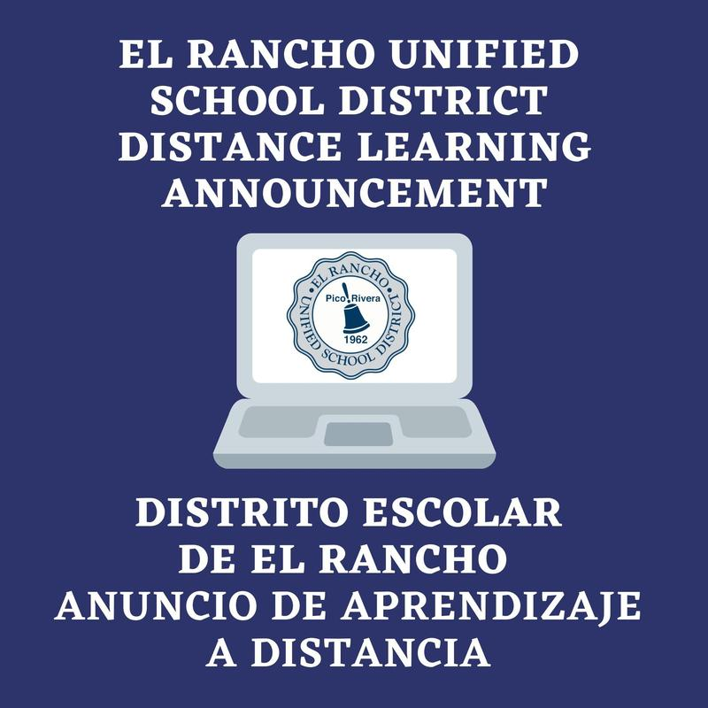 Announcement for Distance Learning