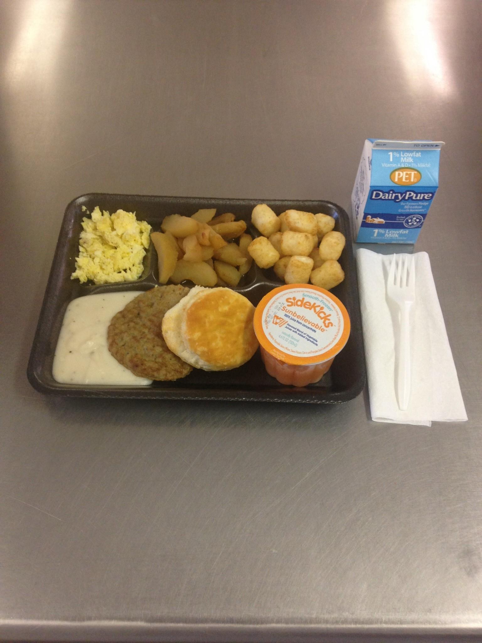 Traphill Lunch Plate