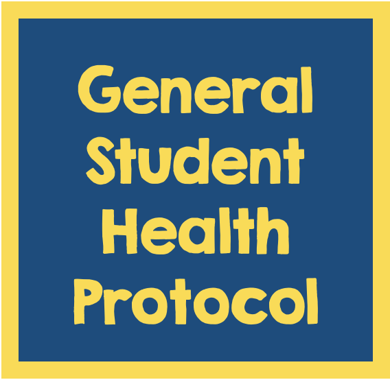 Student General Health Protocol Featured Photo