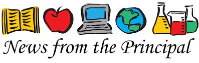 imagaes of school items and principal
