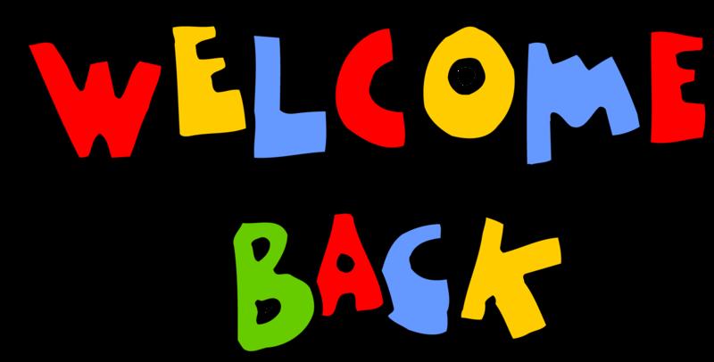 Welcome Back Thumbnail Image