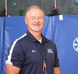Rick Zimmer Smiling
