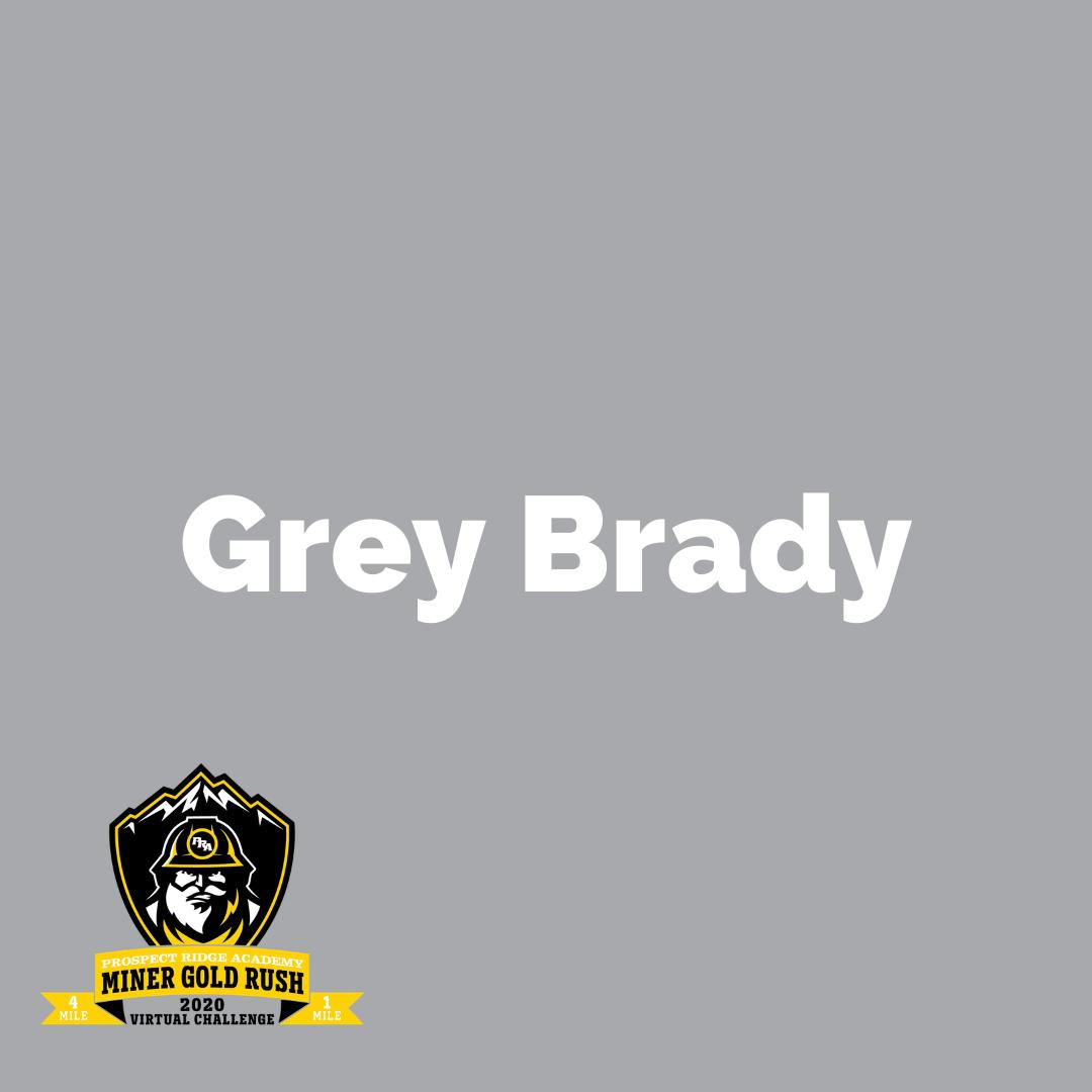 Grey Brady