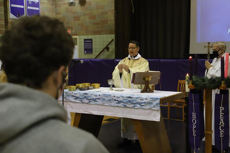 St. Edmund Prep Celebrates the Solemnity of the Immaculate Conception Featured Photo