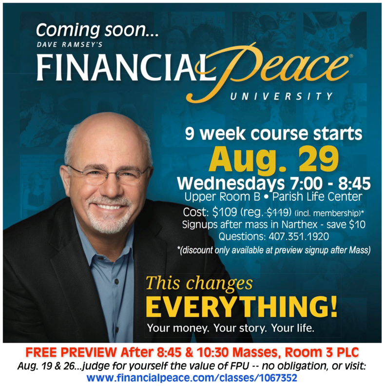 Dave Ramsey's Financial Peace Featured Photo
