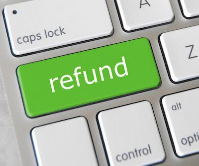 Trip refund request