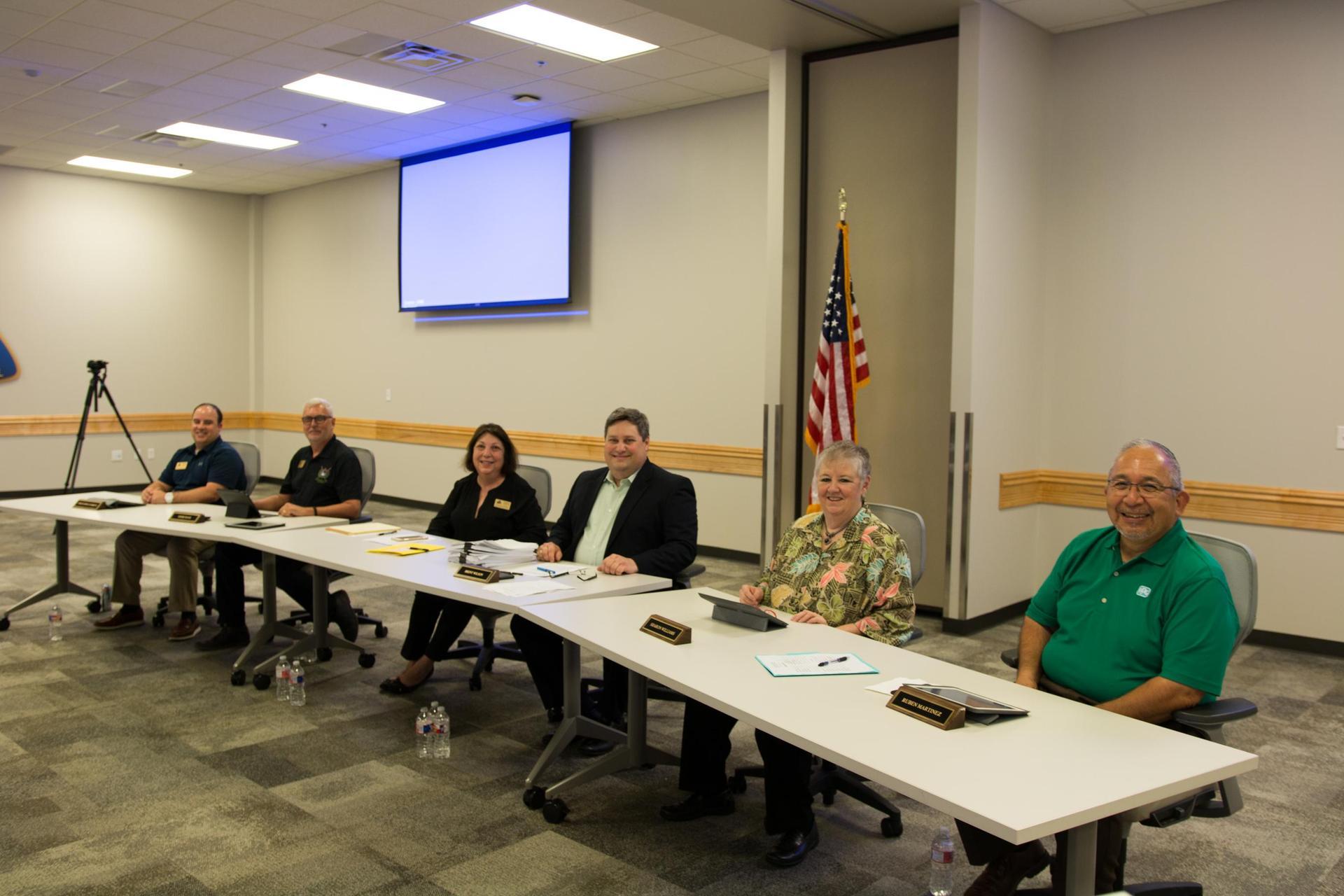 2018 Board Meeting