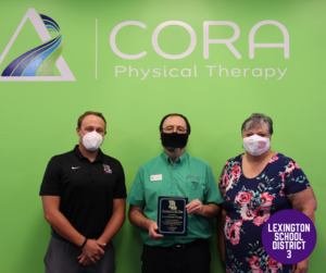 BLHS Names CORA Physical Therapy As Work-Based Course's