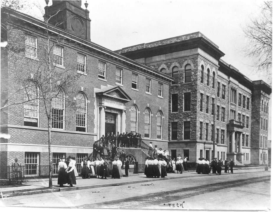 Scranton Technical School c.1905