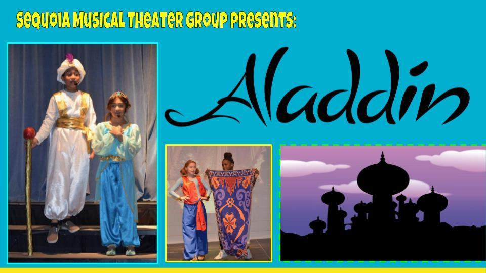 Musical Theatre- Aladdin