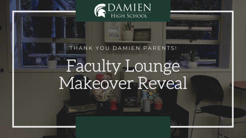 Thank you Damien Families! Featured Photo